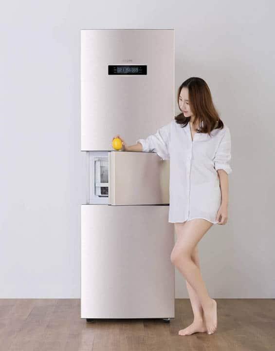 meilleur refrigerateur silencieux