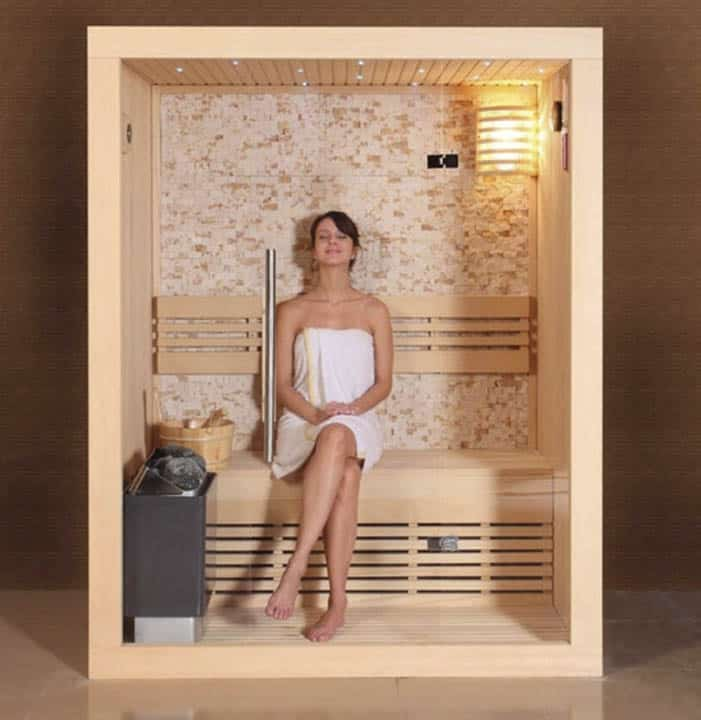 Meilleur Sauna  Infrarouge Portable Efficace Et Smash