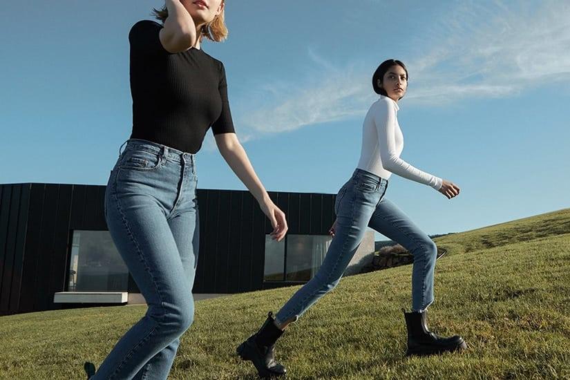 Meilleur Marque De Jeans Femme